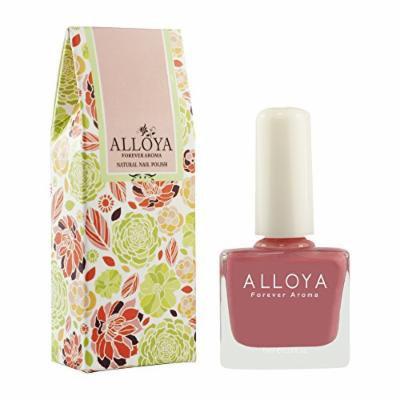 Alloya Natural Non Toxic Nail Polish, Water Based, 020 High heels for June