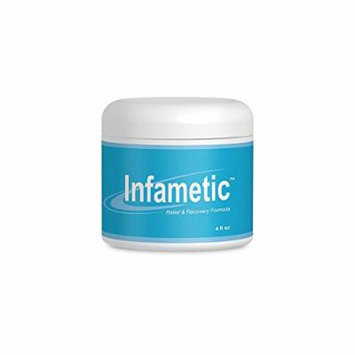 Infametic - Eczema Skin Therapy Cream - Gentle Enough for Children - Reduces Inflamation - Sooths Dry Itchy Skin