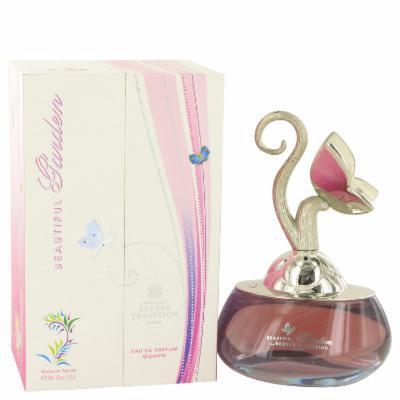 Beautiful Garden for Women by Reyane Tradition Eau De Parfum Spray 3.3 oz