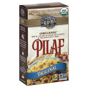Lundberg Organic Original Pilaf, 6 oz, (Pack of 6)