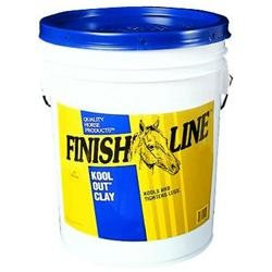 Finish Line 05013/05007 Kool Out Clay Poultice
