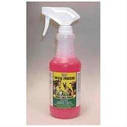 Durvet Equine Topical Fungicide With Sprayer Pint - 009-9201