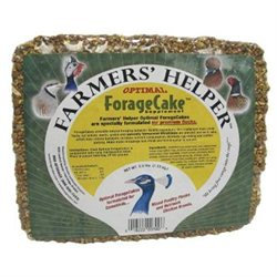 C&s Products C And Co Inc Optimal Forage Cake For Mixed Flocks