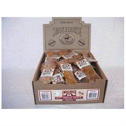 Smokehouse Brand Dog Treat .5In Prime Slice 40Pc Ds
