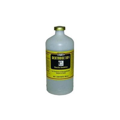 Durvet Fluids Dextrose 50percent Black 500 Milliliter - 01 DME0400