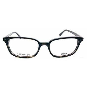 Bliss Rxable Eye Glasses Frame Vintage Style Bliss 9005 C3