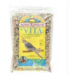 Sun Seed Vita Cockatiel Bird Food 6lb