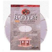 Heath Mfg Co Hanging Squirrel Baffle - HB-1