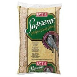 Kaytee Products Inc - Supreme- Parakeet 5 Pound