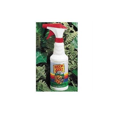 Four Paws - Keep Off Outdoor Liquid Repellent, 24oz, Pump
