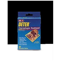 8 In 1 Pet Products DEOJ720 Deter Coprophagia Treatment