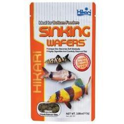 Hikari Sales Hikari Tropical Sinking Wafers for Catfish, Loaches and Bottom Feeders