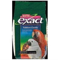 Central Avian & Kaytee Parrot Exact Rainbow Chunky 2.5 Pounds