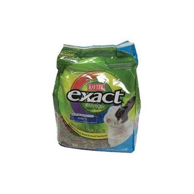Kaytee Products Inc .Kaytee Exact Rainbow Rabbit Food (4-lb bag)