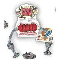 Kong Company DKO12131 Dental Kong With Rope