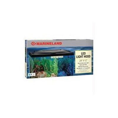 Perfecto Manufacturing Led Aquarium Hood in Black
