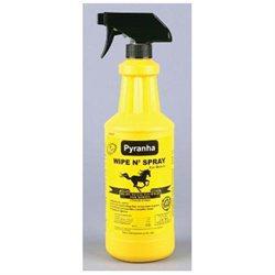 Pyranha Incorporated Pyranha Wipe N Spray, qt.