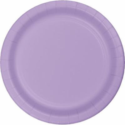 Club Pack of 240 Luscious Lavender Disposable Paper Party Banquet Dinner Plates 10