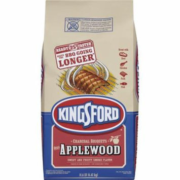 Kingsford Charcoal Briquettes with Applewood, 14.6 Pounds