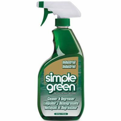 Simple Green Industrial Cleaner & Degreaser, 24 fl oz