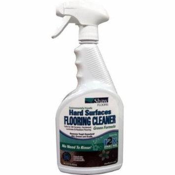 Shaw R2X 32oz Green Formula Hard Surface Floor Cleaner Spray Bottle
