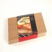 Charcoal Companion Cedar Wood Grilling Planks, Set of 3 Multi-Colored