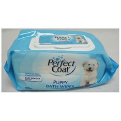 8 In 1 Pet Products DEOJ7140 Bath Wipes Puppy