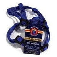 Hamilton Pet Products Adjustable Comfort Dog Harness in Blue