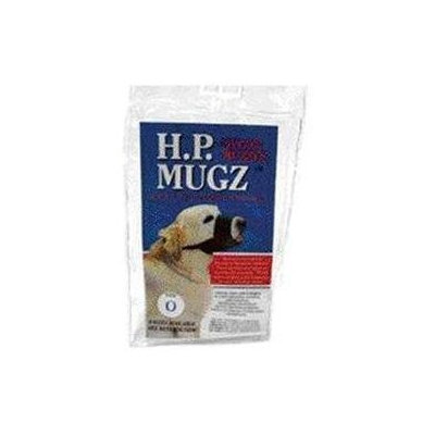 Hamilton Pet Products Soft Dog Muzzle in Black