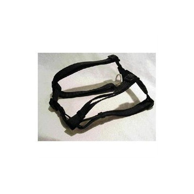 Hamilton Pet Products Adjustable Comfort Dog Harness in Black