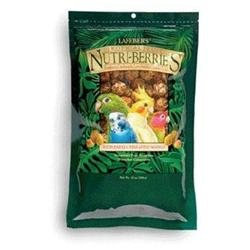 Lafebers Co. 16082640 Lafebers Tropical Fruit NutriBerries Cockatiel 10oz