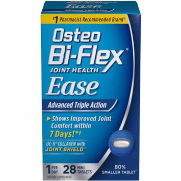 Osteo Bi-Flex Ease Joint Health Dietary Supplement Tablets, 28 count