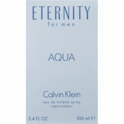 Eternity Aqua - 3.4 oz EDP Spray