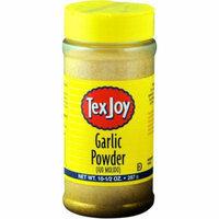 TexJoy Garlic Powder, 10.5 oz