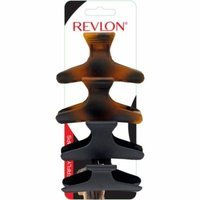 Revlon Pin Up Clips, 4 count