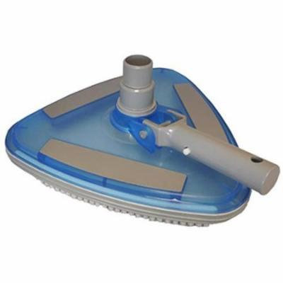 Jed Pool Tools 30-175 Deluxe Clear View Pool Vacuum