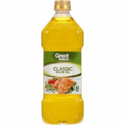 Great Value Classic Olive Oil, 51 fl oz