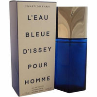 Issey Miyake L'eau Bleue D'issey Men's EDT Spray, 4.2 fl oz
