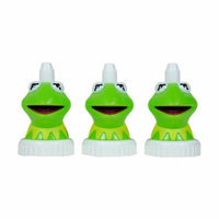 good2grow spill-proof bottle toppers 3-pack, Kermit