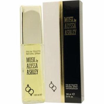 Alyssa Ashley Musk Edt Spray 3.4 Oz By Alyssa Ashley