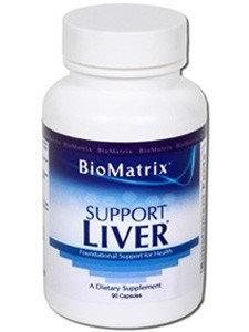 Support Liver 90 caps by BioMatrix