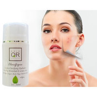Skin Qr Organics Clarifique Active Clarifying Hydrator for oily, blemished & acneic skin, oil-free, 2oz
