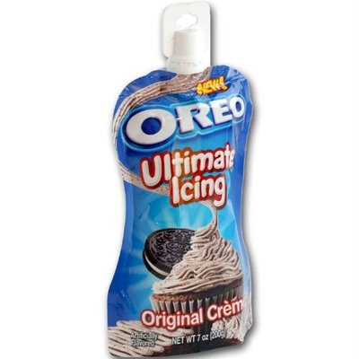 Nabisco Oreo Ultimate Icing Original Creme