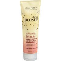 JOHN FRIEDA PRECISON John Frieda Sheer Blonde Everlasting Blonde Colour Preserving Conditioner