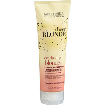 JOHN FRIEDA PRECISON John Frieda Sheer Blonde Everlasting Blonde Colour Preserving Conditioner