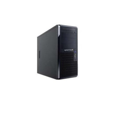 CybertronPC TSVQBA1322 Quantum Tower Server - AMD Fusion A4-3300 2.50GHz, 4GB DDR3, 2x 500GB HDD, RAID 1, Gigabit LAN, D