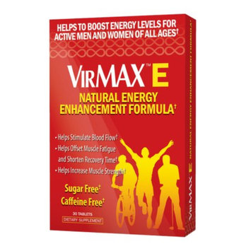 VirMAX E Natural Energy Enhancement Formula, Tablets