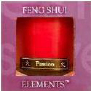 Aloha Bay Feng Shui Candle Jar Fire - 2.5 oz