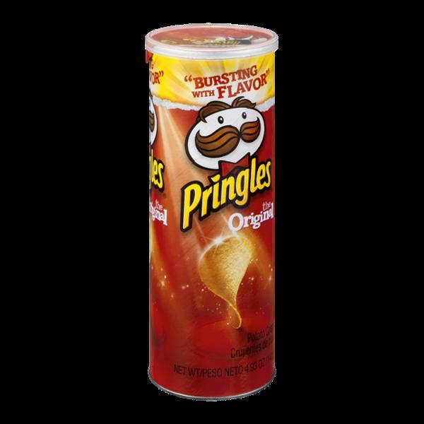 Pringles® Original Potato Crisps