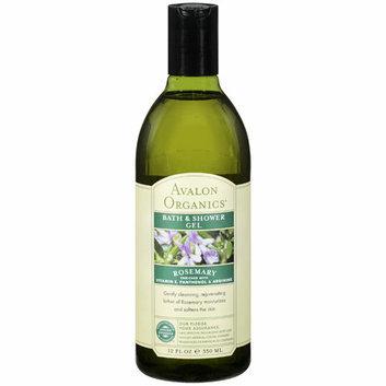 Avalon Organics Bath and Shower Gel